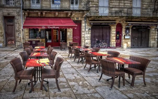 Фото обои France, Aquitaine, Bordeaux