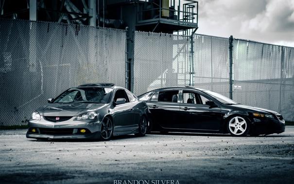 Фото обои honda, хонда, accord, аккорд, acura, акура, tsx