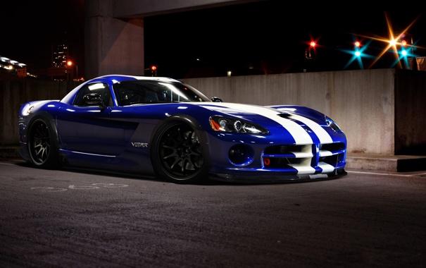 Фото обои Dodge, Viper, SRT-10