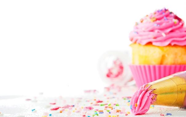 Фото обои десерт, пирожное, крем