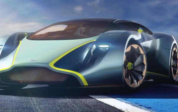 Фото обои Aston Martin, Gran Turismo, Gran Turismo 6, Aston Martin DP-100 Vision