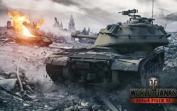 Фото обои tank, M103, танк, танки, World of Tanks, Wargaming.Net, Мир танков