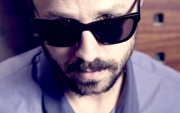 Фото обои очки, карие глаза, Giovanni Ribisi
