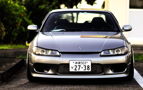 Фото обои тачки, nissan, cars, ниссан, silvia, auto wallpapers, авто обои