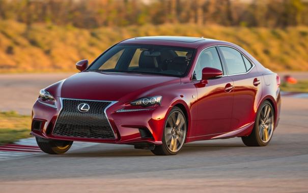 Фото обои машина, Lexus, седан, лексус, IS 350, F-Sport