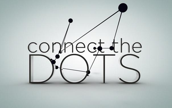 Фото обои линии, точки, dots, соединение, connection