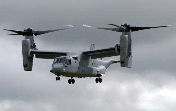 Фото обои авиация, оружие, Osprey, V22