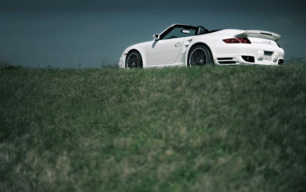 Фото обои 911 Turbo, 2008, Porsche