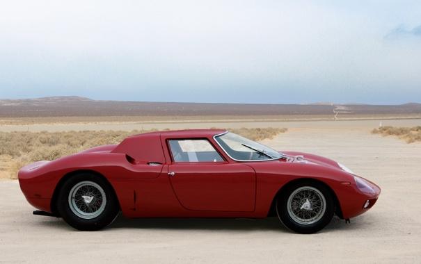 Фото обои Ferrari, 1964, 250