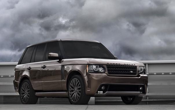 Фото обои Project Kahn, Range Rover, RS600