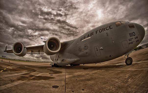 Фото обои авиация, самолёт, аэродром