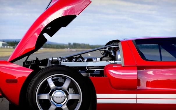 Фото обои Motorsport, Forza, ford