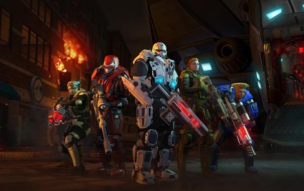 Фото обои UFO, 2K Games, characters, XCOM: Enemy Unknown