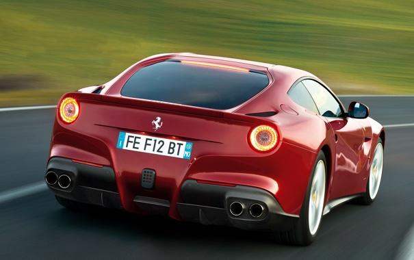 Фото обои Ferrari, F12Berlinetta
