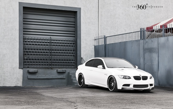 Фото обои BMW, 360forged