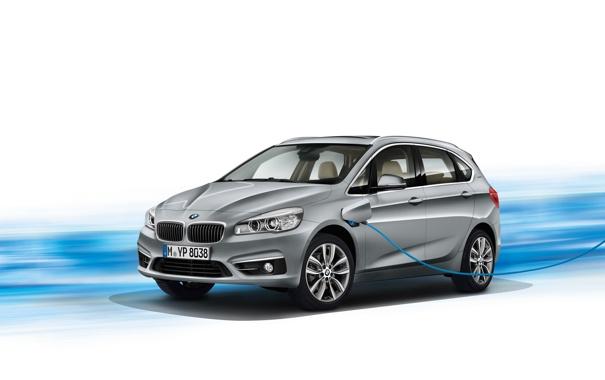 Фото обои бмв, BMW, 2015, 2-Series, F45, Active Tourer