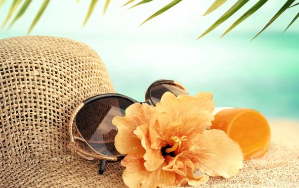 Фото обои море, пляж, лето, отдых, summer, beach, sun