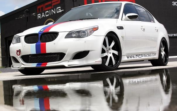 Фото обои BMW, Автомобили, MCP Racing