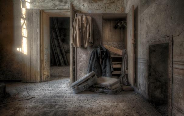 Фото обои фон, комната, вещи