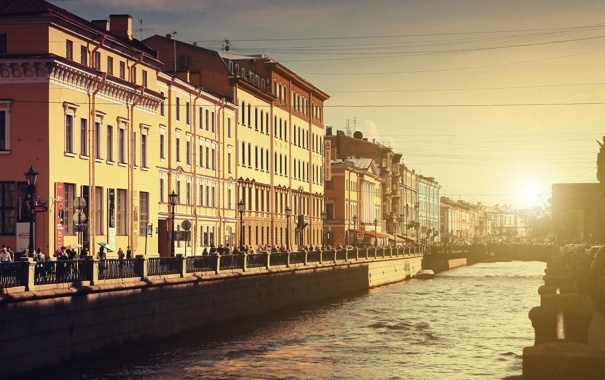 Фото обои Russia, питер, санкт-петербург, St. Petersburg, Канал Грибоедова