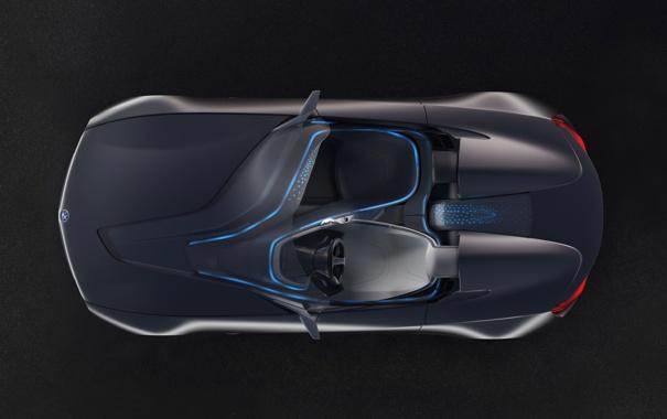 Фото обои Concept, BMW, Vision, ConnectedDrive