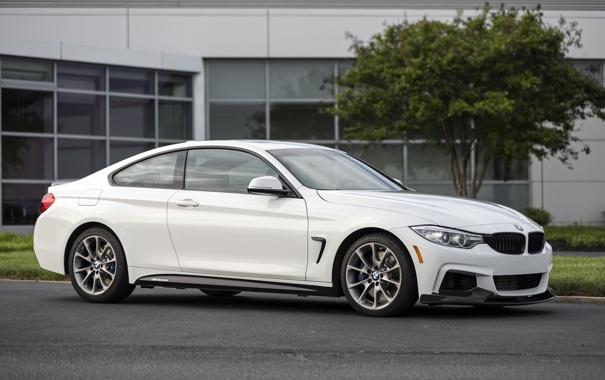 Фото обои BMW, 435i, F32, купе, бмв, ZHP Edition, Coupe