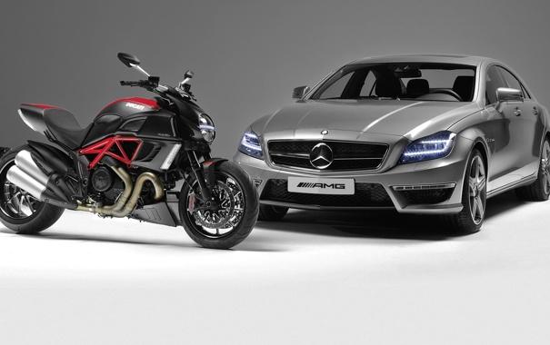 Фото обои Авто, мотоцикл, мерин