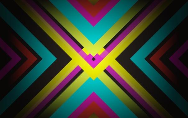 Фото обои обои, полосы, текстура, линии, фон, разноцветно, ярко
