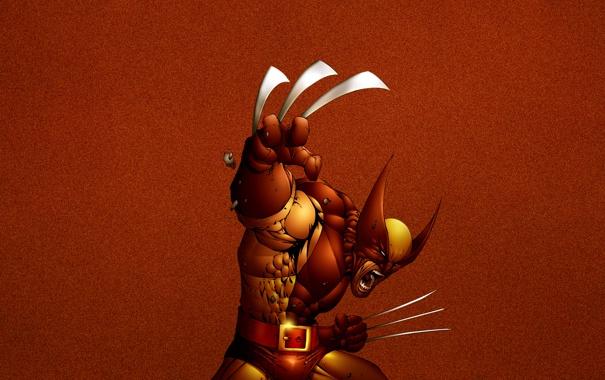 Росомаха логан wolverine marvel comics x men