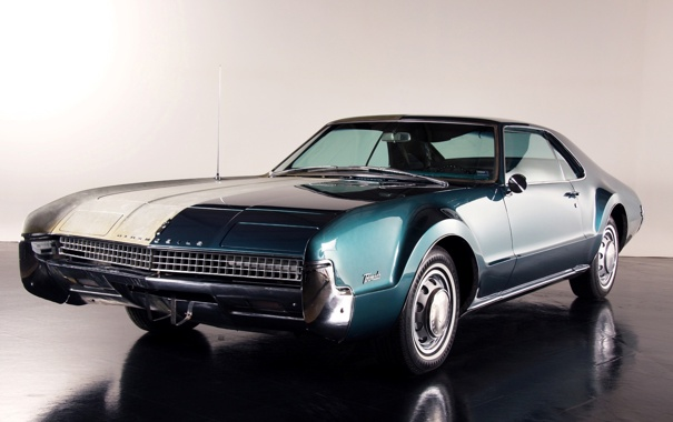 Фото обои car, машина, авто, 1966, Oldsmobile, Toronado