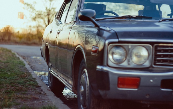 Фото обои машина, мускул, 80тые
