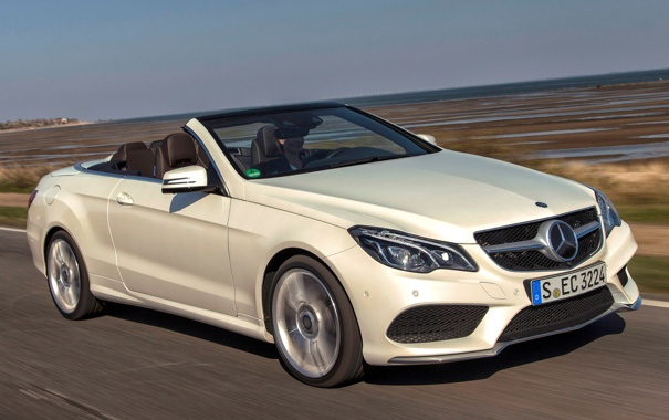 Фото обои car, Mercedes-Benz, road, AMG, speed, Cabrio, Sports Package