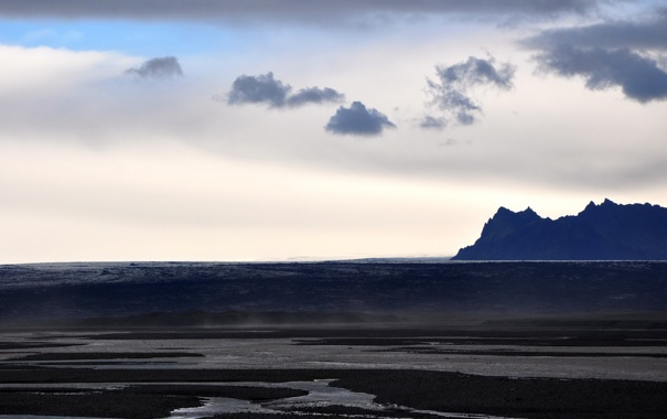 Фото обои море, небо, пейзаж, природа
