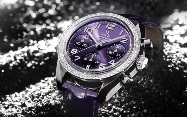 Фото обои Omega, Speed, ladies purple