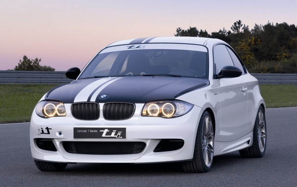 Фото обои Concept, BMW, 1-Series