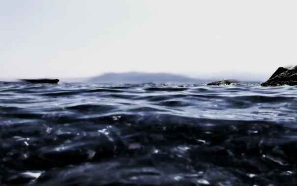 Фото обои море, вода, природа, камни, океан, волна