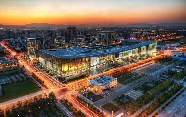 Фото обои китай, China, Beijing, пекин