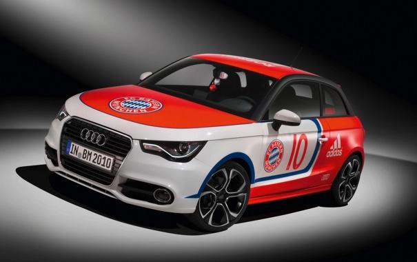 Фото обои гонки, экстрим, Audi A1
