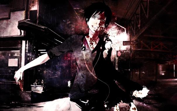 Кровь безумие обои фото картинки