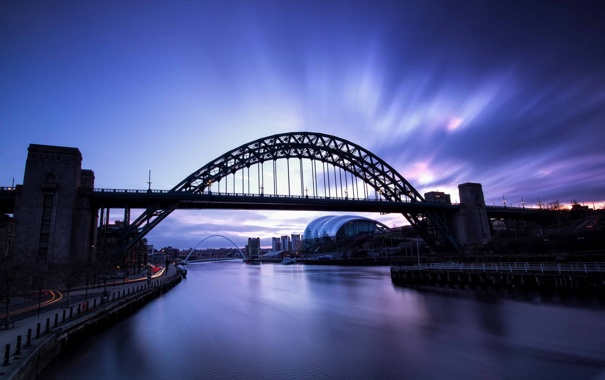 Фото обои Central, England, Gateshead
