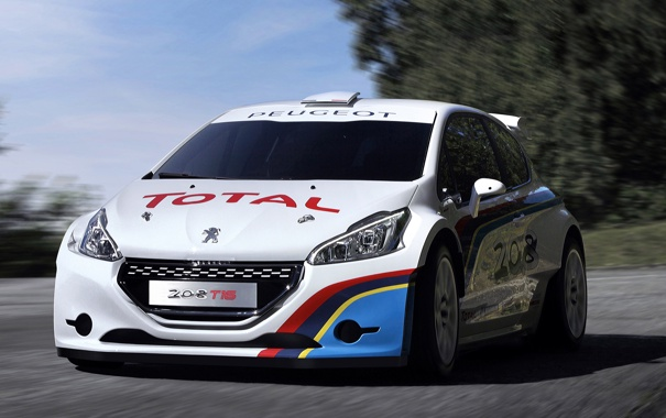 Фото обои Peugeot, auto, wallpapers, 208, T16
