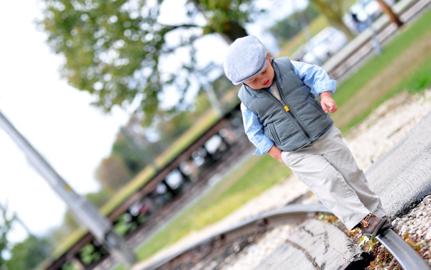 Фото обои настроение, мальчик, прогулка