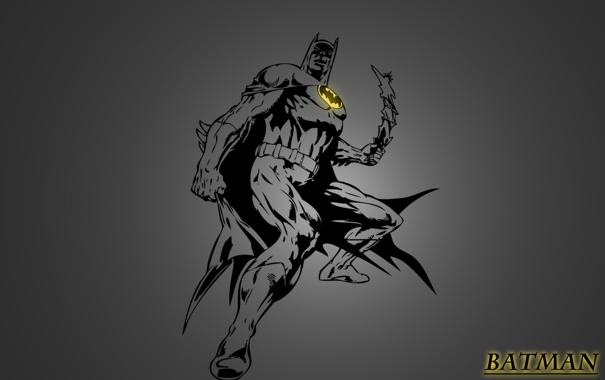 Фото обои бетмен, темный рыцарь, супергерой, betman