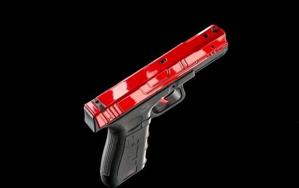 Фото обои пистолет, оружие, самозарядный