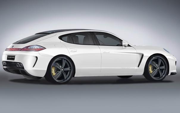 Фото обои спортивный., mistrale, белый, автомобиль
