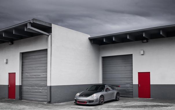 Фото обои Porsche, supercars, cars, обои, AUTO, фото, гараж