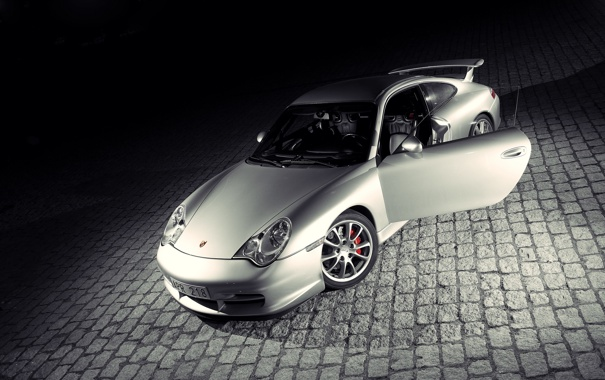 Фото обои 911, Porsche, gt3, 996