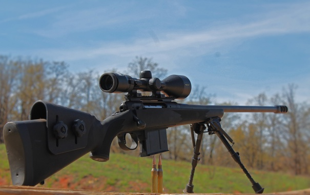 Фото обои оружие, винтовка, снайперская, Savage, 111LRH