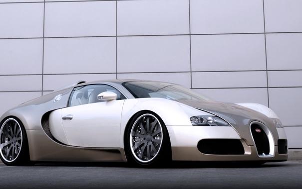 Фото обои Bugatti, Veyron, Supercar