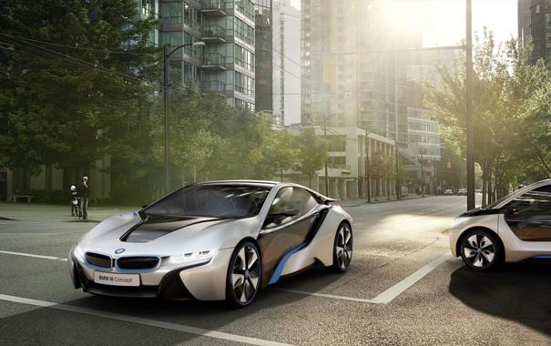Фото обои Concept, BMW, 2012